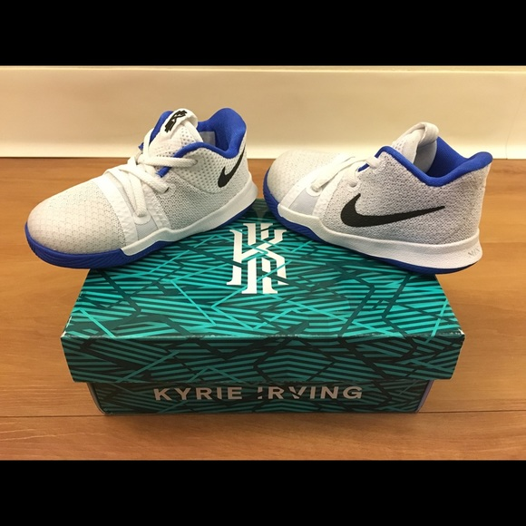 8a5d0314b Nike Kyrie 3 Basketball Shoe Toddler NEW IN BOX